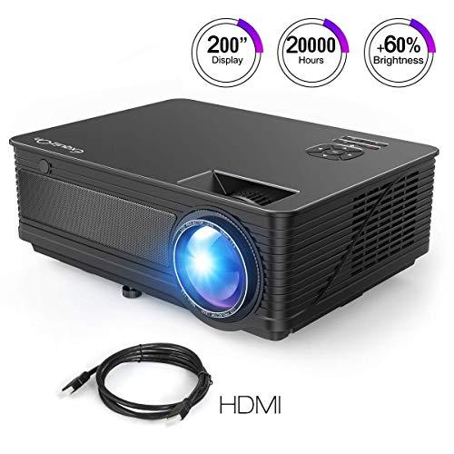 Proyector ExquizOn M5 720p