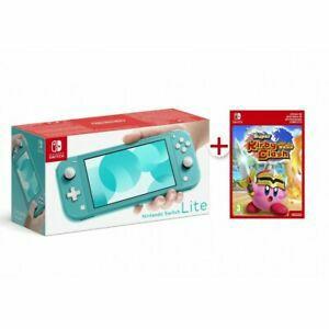 Nintendo Switch Lite + Juego por solo 188,72€