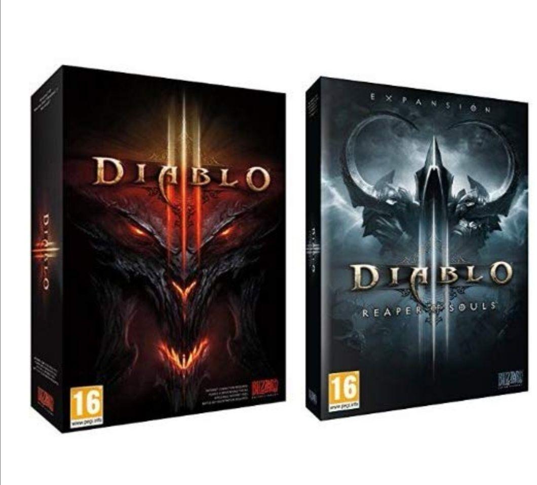 Diablo III + Diablo 3: Reaper of Souls Standard Edition