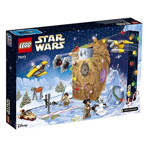 Calendario de adviento de Lego Star Wars