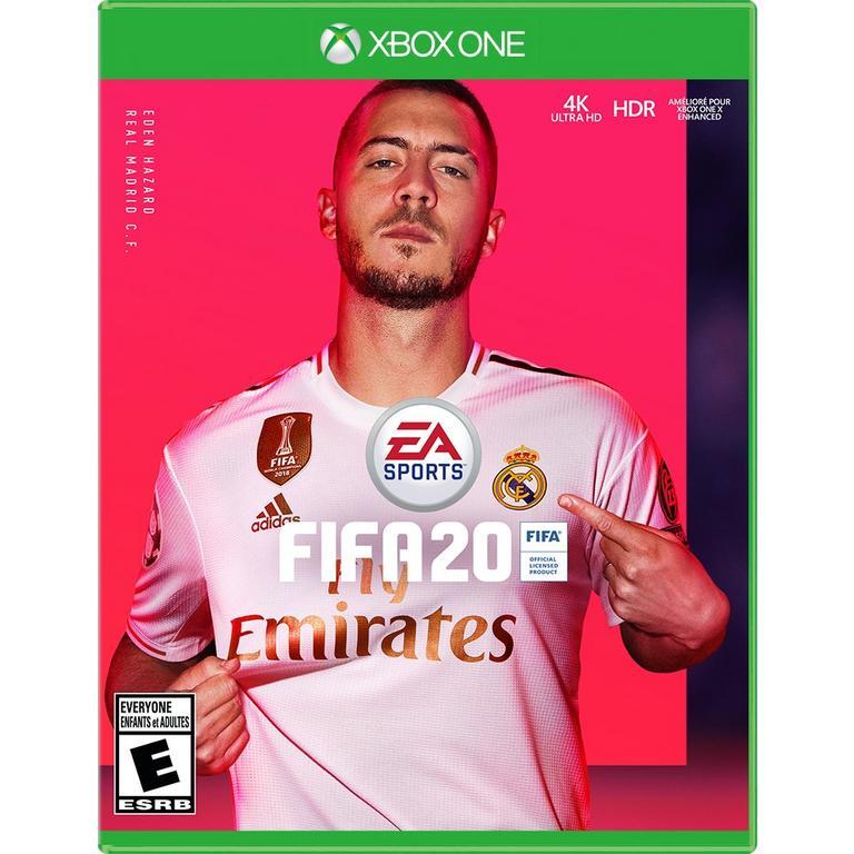 FIFA 20 para XBOX (error de EA)