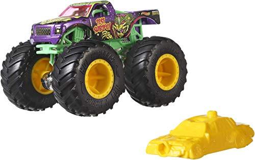 Hot Wheels Monster Truck solo 4.8€