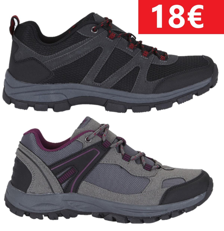 RUNFIT - Zapatillas de montaña de Hombre / Mujer (o Bota)