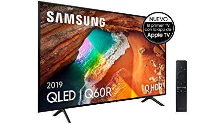 TV SAMSUNG QE43Q60RATXXC (QLED - 43'' - 109 cm - 4K Ultra HD)