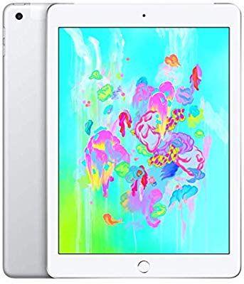 Apple iPad (9,7 pulgadas, 128 GB, Wi-Fi + Cellular) - Plata (Modelo Anterior)