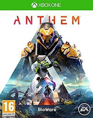 Anthem Xbox one fisico