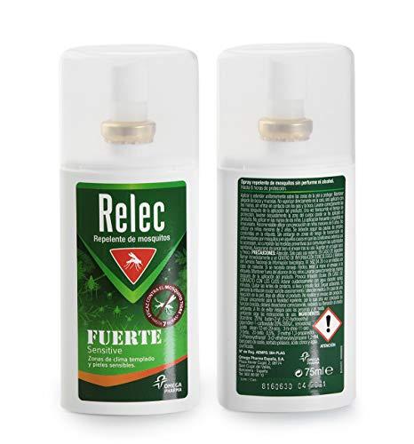 Repelente antimosquitos Fuerte Relec 75 ml
