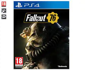 Fallout 76 a menos de 6€ en Alcampo Castellón