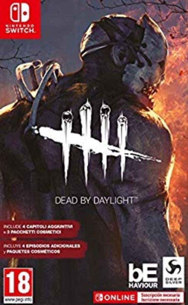 Dead By Daylight - Nintendo Switch