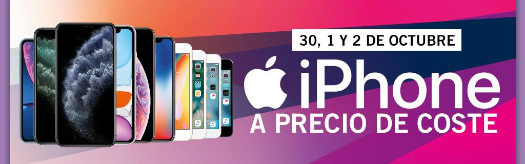 iPhone a precio de coste - The Phonehouse