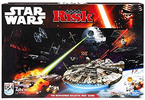 Risk Star Wars - USADO COMO NUEVO