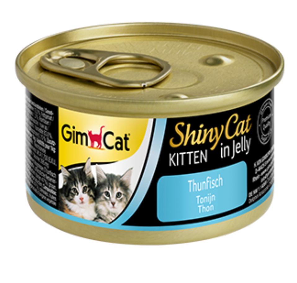 """24 Latas comida para gatos """"Kitten"""""""