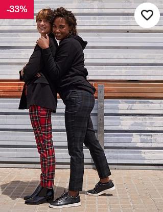 Pantalón para mujer Kiabi