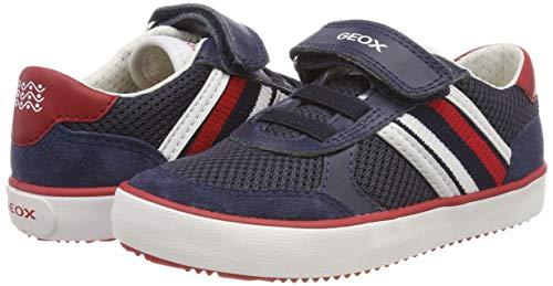 Geox J Alonisso Boy E, Zapatillas para Niños.