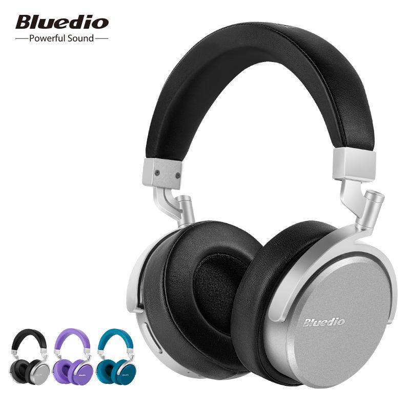 Auriculares Bluetooth Bluedio vinyl Premium.
