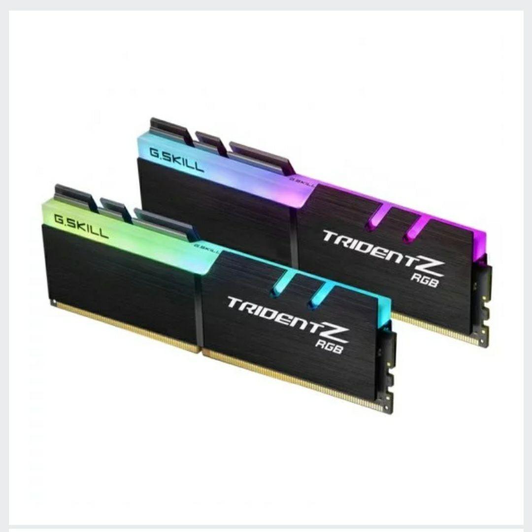 G.Skill Trident Z RGB DDR4 3200 PC4-25600 16GB 2x8GB CL16
