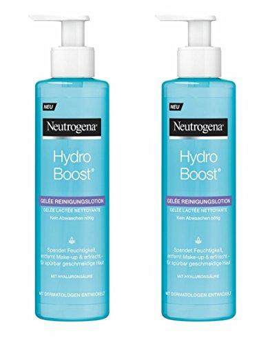 Chollo Pack x2 Gel Limpiador al Agua Neutrogena Hydro Boost 200 ml.