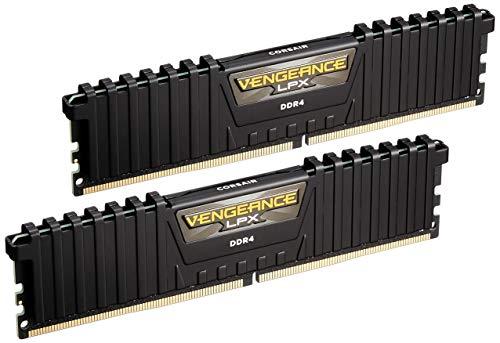 Memoria RAM Corsair 16 Gb (2 X 8 Gb, DDR4, 3000 MHz) por 75 €