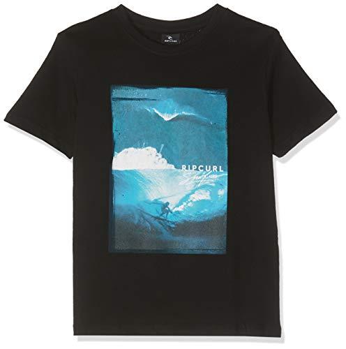 RIP CURL Good Bad Day Boy SS tee Camiseta, Niños Talla 14