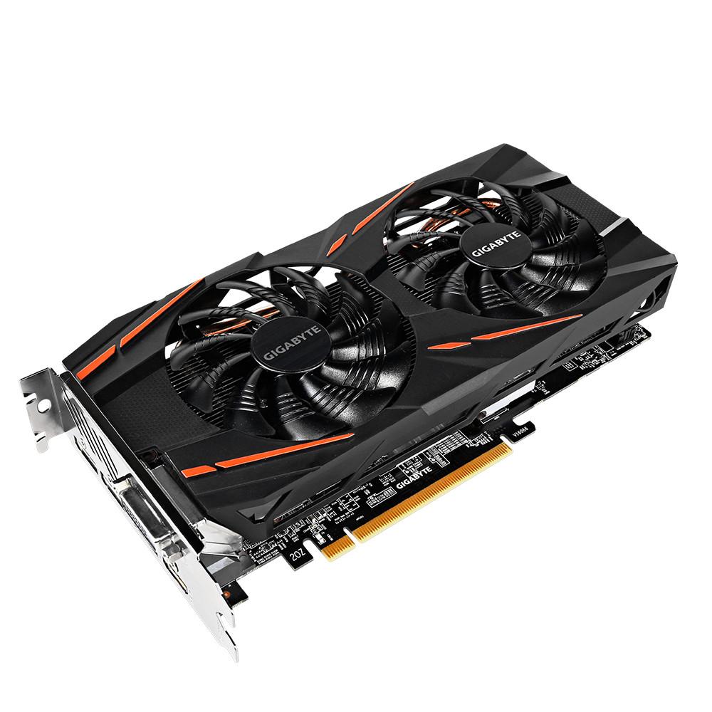 AMD Radeon RX 580 de 4Gb