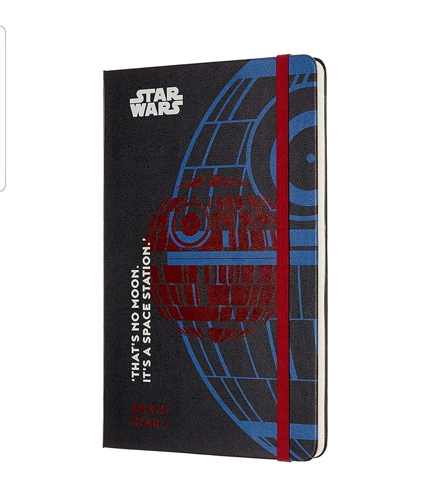 Moleskine Star Wars edición limitada