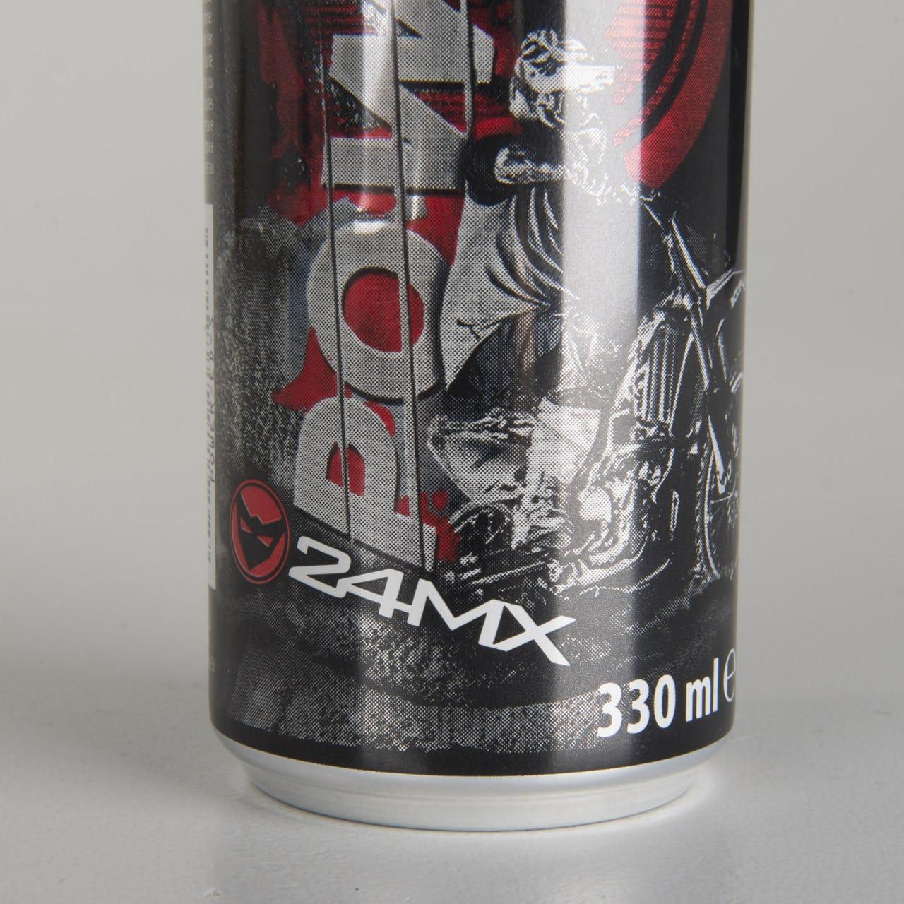 Bebida energética para acompañar el chollo de 144 condones (24 latas)