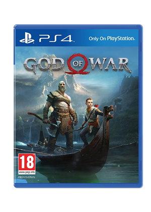 GOD OF WAR (PS4) MINIMO HISTORICO | ENGLISH VERSION