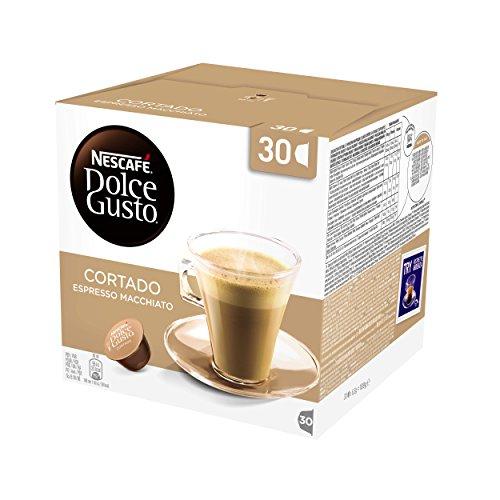 Preciazo 90 cápsulas Dolce Gusto Cortado Espresso Machiatto