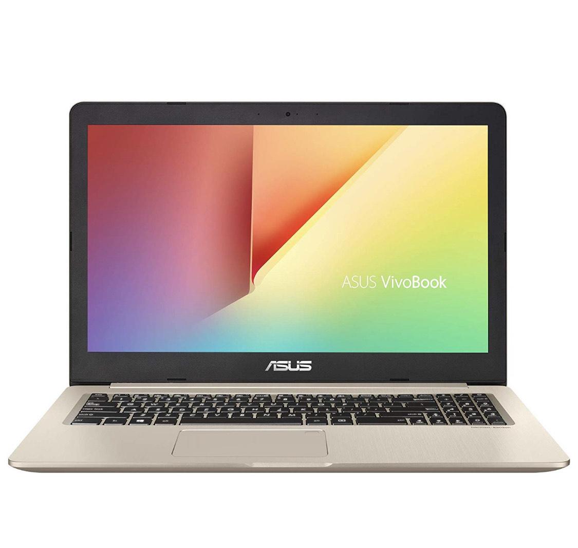 "ASUS VivoBook Pro 15 N580GD-E4189T - Portátil de 15.6"" FHD (Intel Core i7-8750H, 8 GB RAM + 16GB, 1 TB HDD, NVIDIA GeForce GTX1050 4 GB"