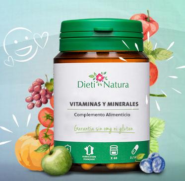 10€ de descuento en Dieti Natura (pedido mínimo 30€)