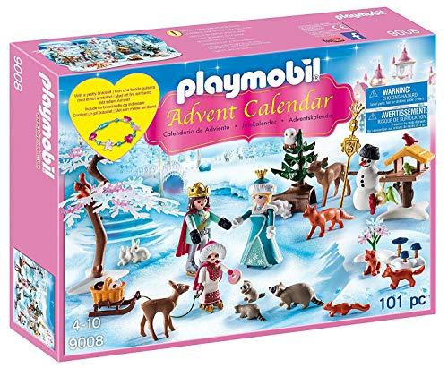 Playmobil - Calendario de adviento Patinaje sobre Hielo