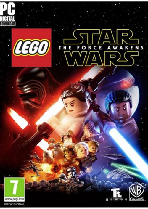 LEGO Star Wars: The Force Awakens (Steam) por solo 3,19€