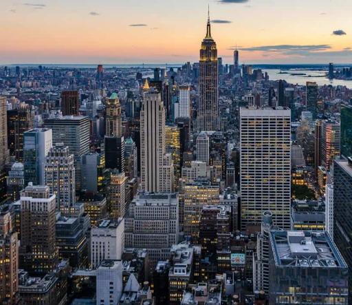 ABRIL Nueva York VUELOS + Hotel Marriott 4* (4 huéspedes) 489€/persona