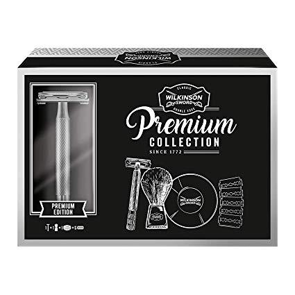 Wilkinson kit de Afeitado premium clásico.