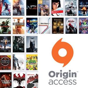 Gratis 1 mes de Origin Access