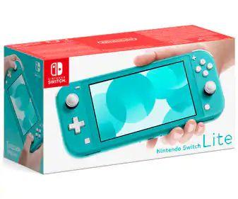 Nintendo switch Lite (Alcampo, La Laguna)