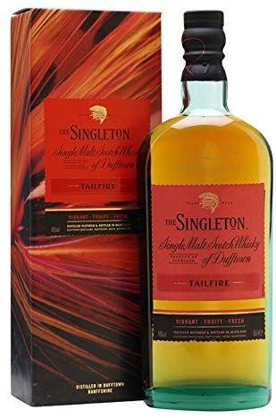 The Singleton of Dufftown Tailfire Single Malt Scotch  - 700 ml.