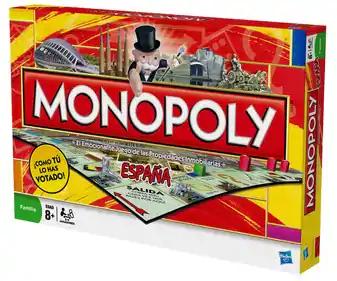 Monopoly, Edición España