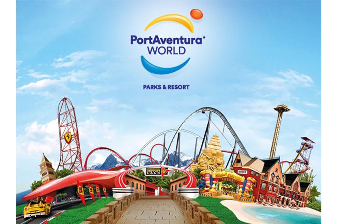 50% Parque atracciones Port Aventura (Clientes la caixa)