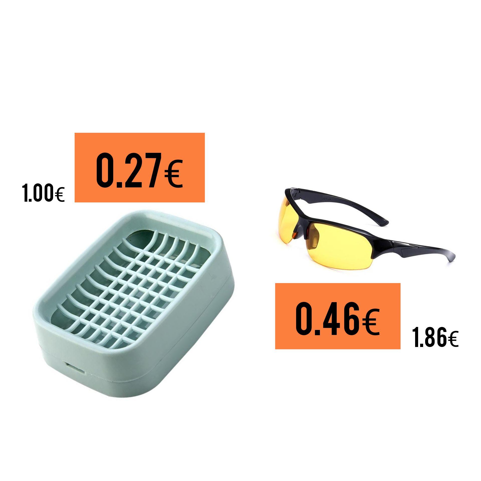 Soporte jabón para baño | gafas ciclismo