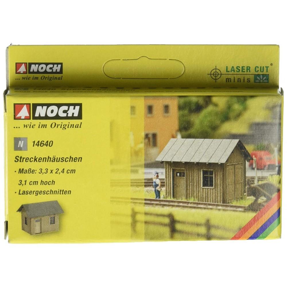 NOCH 14640 Track House - Modelado Horizontal (Pequeño)REFERENCIA: 00032851