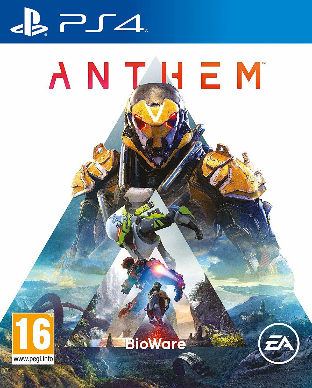 Anthem PS4 importación inglesa