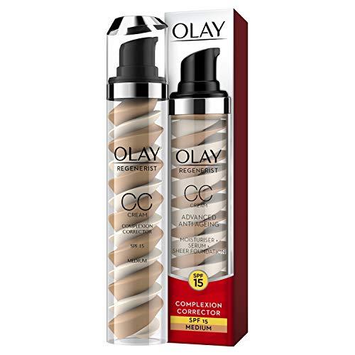 Olay Regenerist Complexión Corrector CC Cream SPF 15 - 50 ml
