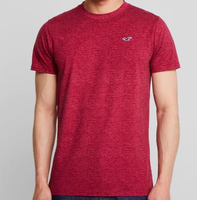 Hollister Co. CREW - Camiseta estampada / Zalando / 11,15euro + Envio gratis