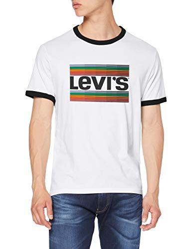 Camiseta Levi's SS Ringer Tee solo 14.9€