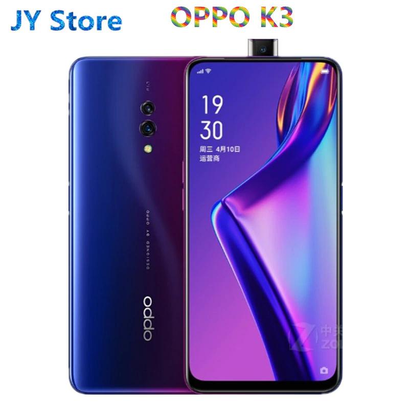 OPPO K3 -  6GB/64 - ROM GLOBAL