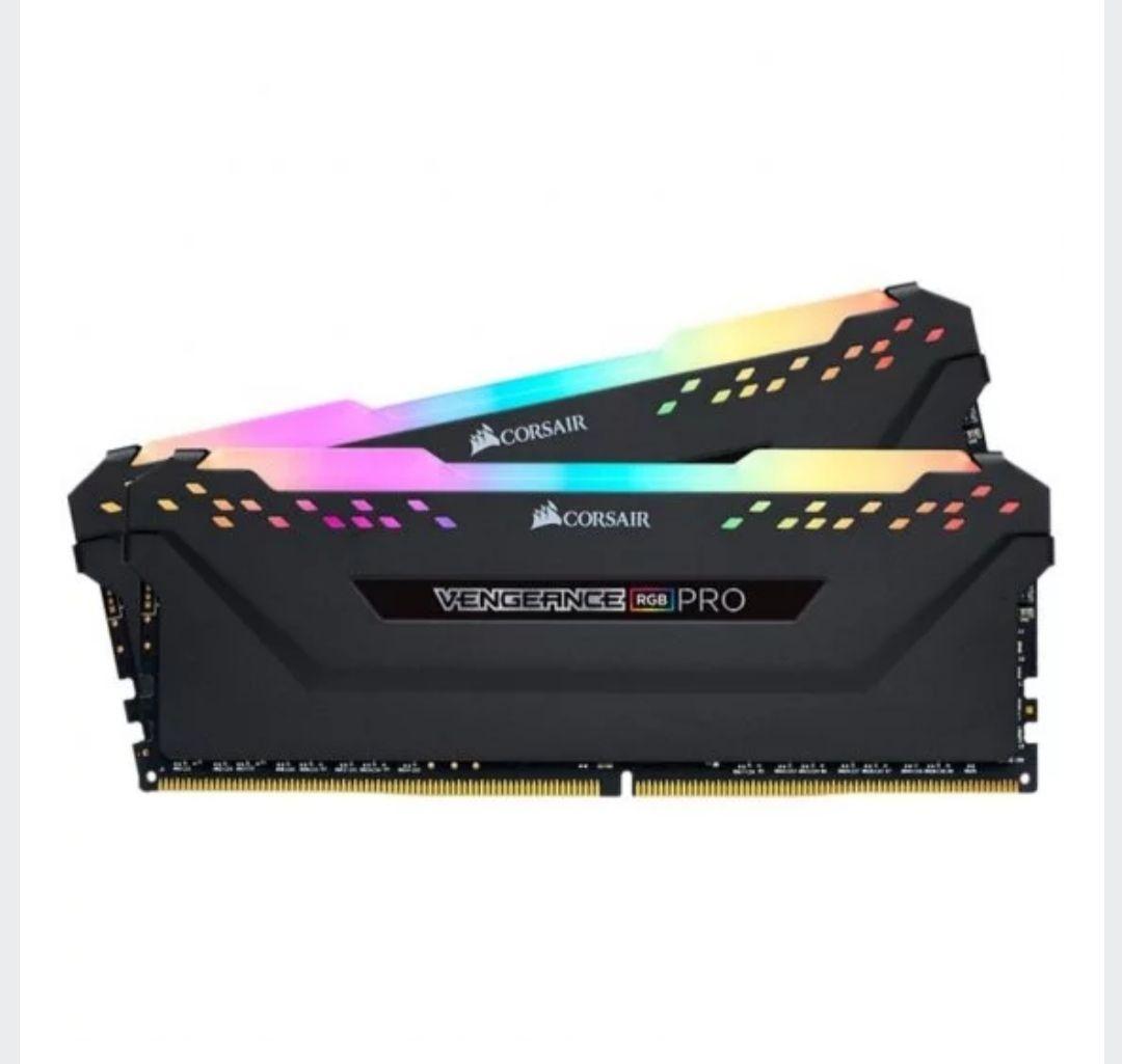 Corsair Vengeance RGB Pro DDR4 3000 PC4-24000 16GB 2x8GB CL15