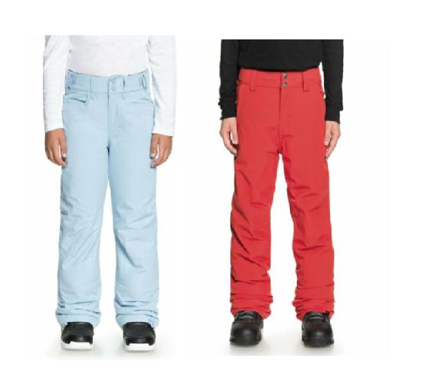 Pantalones Para Nieve para Niña /Niño ROXY/QUIKSILVER