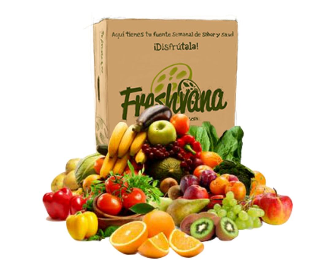 -10% Descuento Freshvana Fruta y Verdura Ecológica