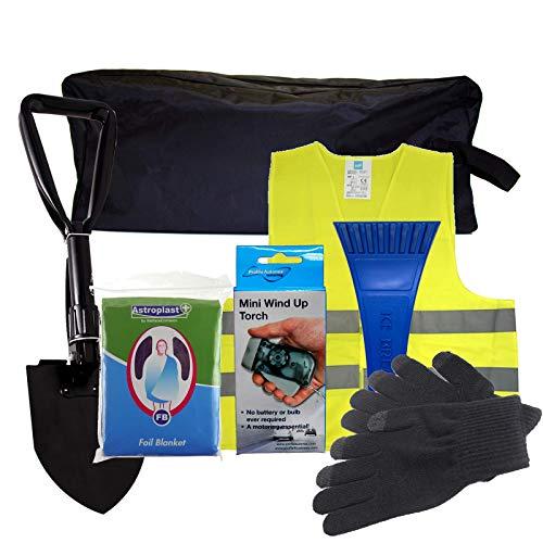SafeTravel – Kit de emergencias para averías.